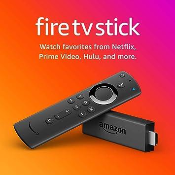 a77798cffa078b Amazon Fire TV Stick with Alexa Voice Remote