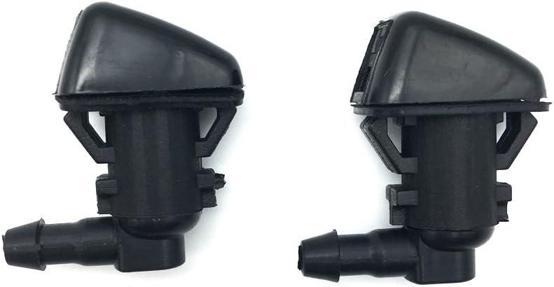 Ensun 2 Pcs Windshield Washer Nozzle for 2011-2016 Ford F250 F350 F450 F550 Super Duty Replaces BC3Z17603A