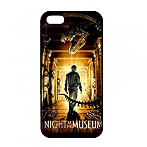 Cover para iPhone 5/ iPhone 5s,Night At The Museum Logo carcasa de telefono Hard Case