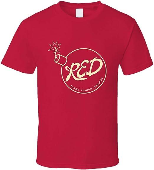 Team Fortress 2 Red Team Logo Camiseta Rojo: Amazon.es: Ropa ...