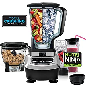 Ninja Ultra Kitchen 1200W Pro Performance Power Blender System | BL780CO : I LOVE this blender!