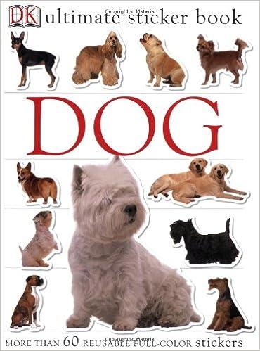 Ultimate sticker book dog ultimate sticker books dk publishing 9780756614577 amazon com books