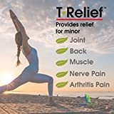 MediNatura T-Relief Natural Pain Relief with Arnica
