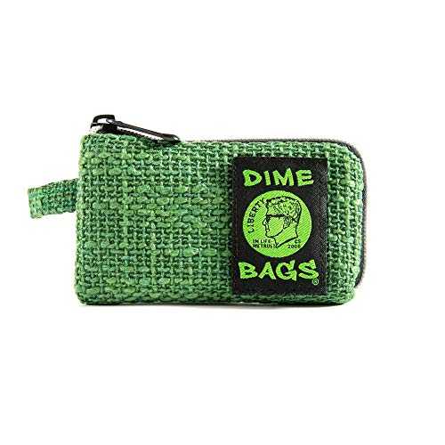Padded Pouch - Soft Interior with Secure Heavy-Duty Zipper (Forest, 5-Inch)