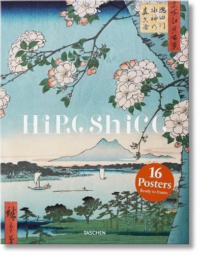 Hiroshige. Poster Set (Taschen Print Sets)
