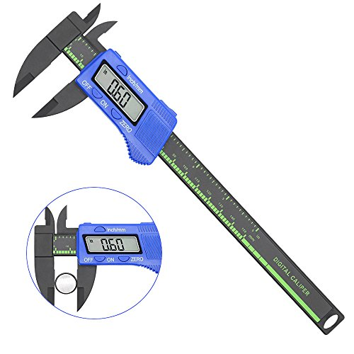 Digital Caliper with Large