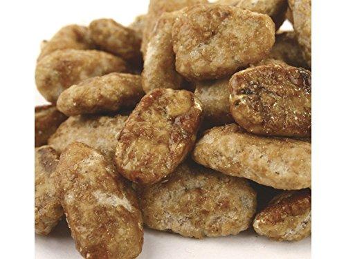 Sconza Butter Toffee Pecans - indulgent snack ()