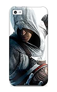 New Premium Flip Case Cover Assassins Creed Game Skin Case For Iphone 4/4s