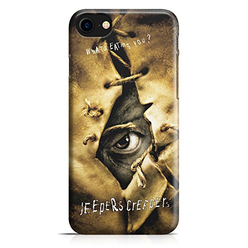 Cover Custodia Protettiva Case Protezione Jeepers Creepers Il canto del Diavolo Film Copertina Horror Movie Poster per Iphone 7 - Iphone 7 Plus -Iphone 8 - Iphone 8 Plus - Iphone X