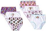 Handcraft Girls 2-6x Toddler Nick Dora 7 Pack Panty, Multi, 2T/3T image