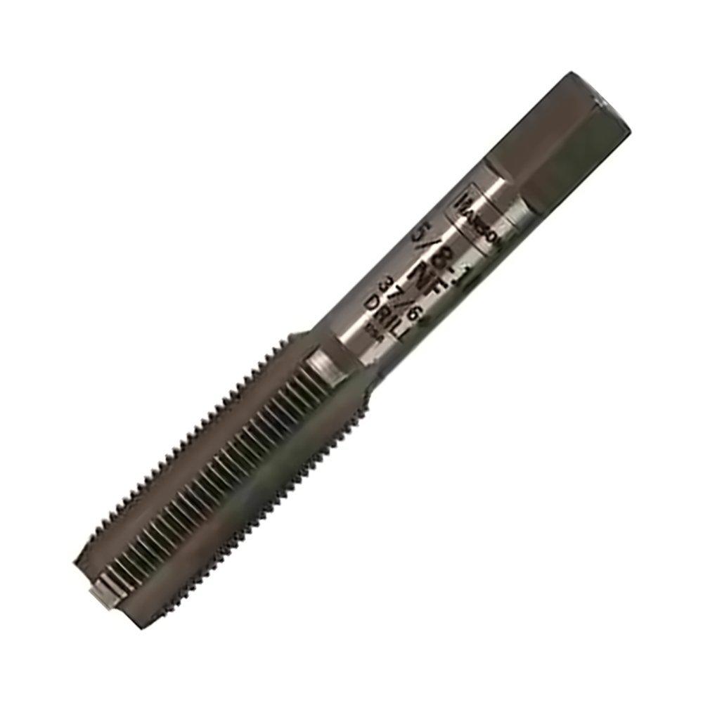 4 Flt Hand Tap 5//8-18 Plug Uncoated
