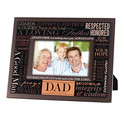 """LCP Defining Moments Dad Frame, 4 x 6"""""""