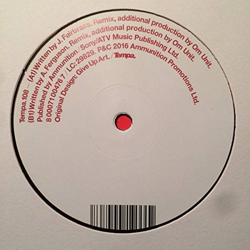 Price comparison product image Ruffhouse / Blind Man (Om Unit Remixes)