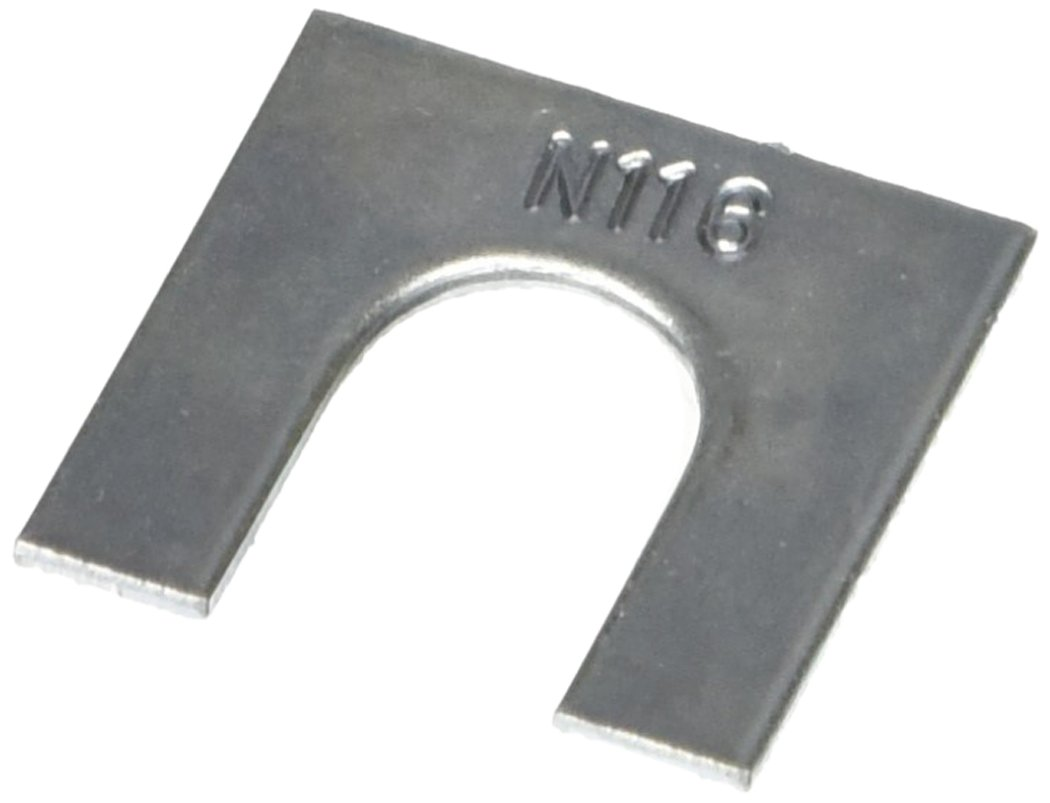 Specialty Products Company 47182 1/16'' Camber/Caster Shim, (Pack of 50)