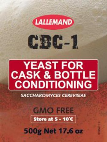 Lallemand Cbc 1 Conditioning Yeast  11 Gram