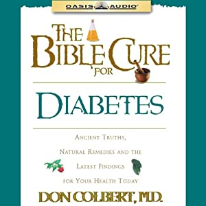 The Bible Cure for Diabetes Audiobook