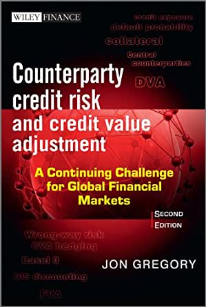 Amazon.com: Counterparty Credit Risk and Credit Value ...