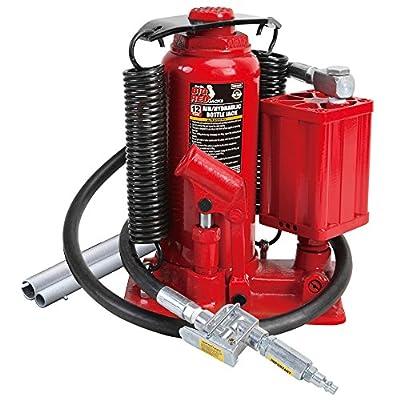 Torin T31000 12 Ton Air Hydraulic Bottle Jack