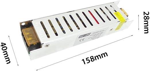 code de promo marque populaire haut fonctionnaire Transformateur 220V 24V 80W DC 3A: Amazon.fr: Luminaires et ...