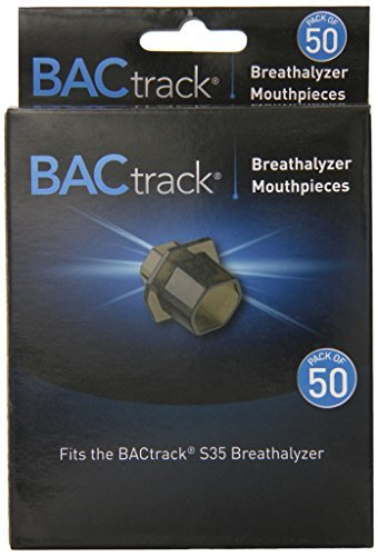 BACtrack S35 Breathalyzer Mouthpieces by BACtrack