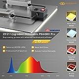 MAXSISUN PB4000 Pro Grow Light, 400W LED Grow