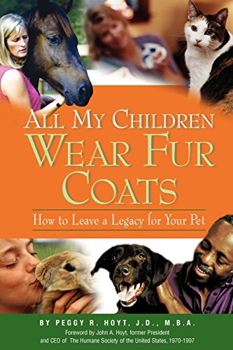 Children All My (All My Children Wear Fur Coats - 2nd Edition)