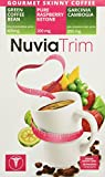 Nuvia Trim - Gourmet Instant Coffee for Weight Loss, with...