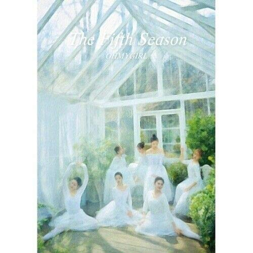 Oh My Girl - [The Fifth Season] 1st Album Drawing Ver CD+1p Poster+136p PhotoBook+1p Concept Card+1p Selfie+1p Angel Card+1p Museum Ticket+1p Pop-Up Card+Extra PhotoCard SET+Tracking K-POP Sealed ()