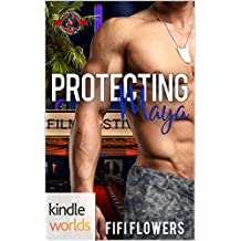 Special Forces: Operation Alpha: Protecting Maya (Kindle Worlds Novella)