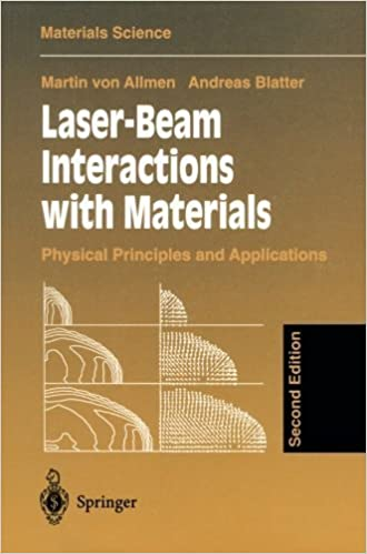 Laser-Beam Interactions with Materials: Physical Principles and Applications (Springer Series in Materials Science) by Martin v. Allmen (2013-10-04)
