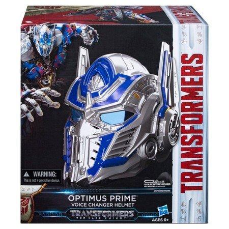 Transformers The Last Knight Optimus Prime Voice Changer Helmet トランスフォーマーラストナイトオプティマスプライムボイスチェンジャーヘルメット [並行輸入品] B06VTRKGTP