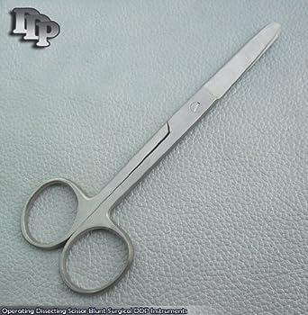 "Operating Dissecting Scissor 5.5"" Blunt Blunt, DDP Instruments"