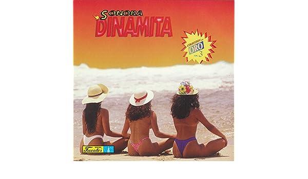 Colección de Oro, Vol. 3 by La Sonora Dinamita on Amazon Music - Amazon.com