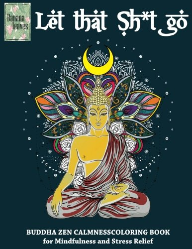 BUDDHA CALMNESS COLORING Mindfulness Stress product image
