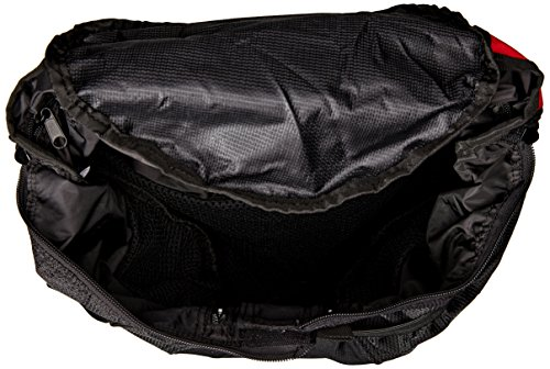TYR Elite Convoy Transition Bag: Black/Red by TYR (Image #5)