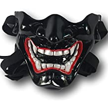 KABUKI Army of Two Airsoft Mask Protective Gear Outdoor Sport Fancy Party Ghost Masks Bb Gun