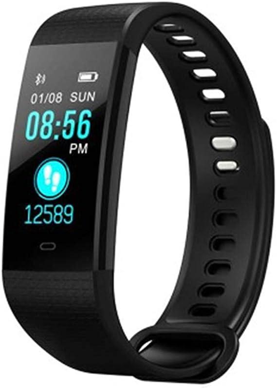 Smart Sport Reloj de pulsera con corazón de frecuencia y control ...