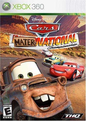 Cars: Mater-National - Xbox 360 by THQ
