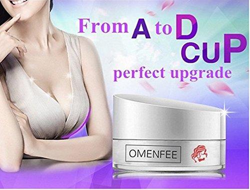 OMENFEE extracto herbario mejora busto sobre la ampliación de mama crema por Abcstore99