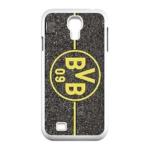 Samsung Galaxy S4 Phone Case White Borussia Dortmund BVB Bundesliga Football Club BVB Logo F5122649