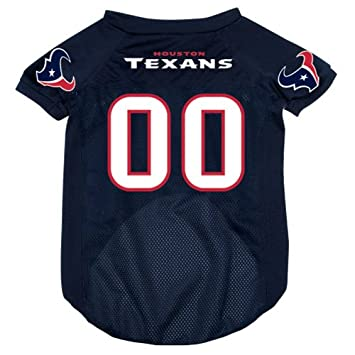 Amazon.com   Hunter MFG Houston Texans Dog Jersey 8fbf848f6