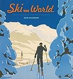 Ski the World 2019 Calendar