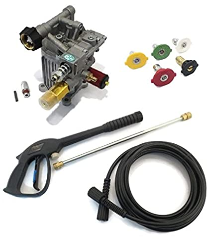 PRESSURE WASHER PUMP & GUN KIT Honda Excell XR2500 XR2600 XC2600 EXHA2425 XR2625 by The ROP Shop (Excell Xr2625)