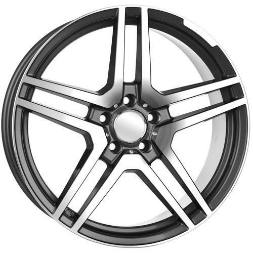 "20"" Wheels for Mercedes CL500 CL550 CL600 E55 E550 S430 S550 S600 Set of 4 Rims"