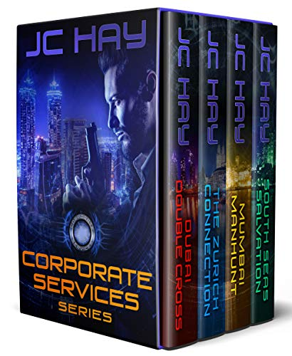 Corporate Services Bundle: The Complete Cyberpunk Romance Series