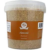 Nutural World - Mantequilla de almendra crujiente (1kg)