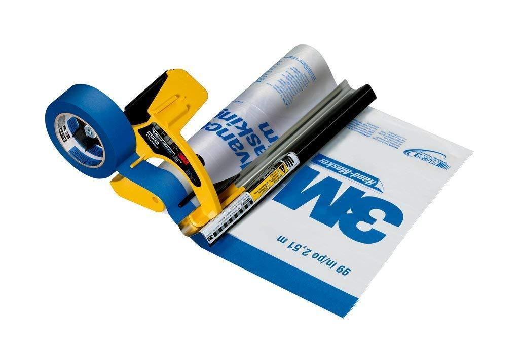 3M Pre-Assembled Masking Film & Tape Kit 1Ea (M3000-PAK-SC) by 3M