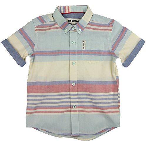 ben-sherman-bright-white-ss-shirt-3-4-years-98-104-cm