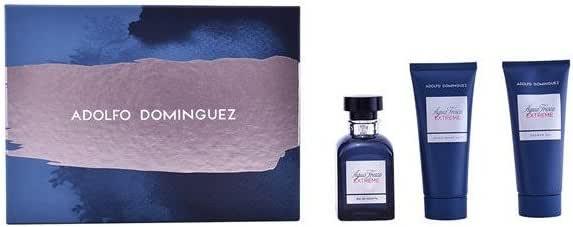 Adolfo Dominguez Agua Fresca Extreme Set de Regalo - 3 Piezas: Amazon.es: Belleza
