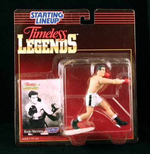 Rocky Marciano Action Figure - Starting Lineup 1995 Timeless Legends Series
